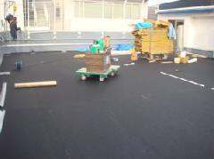 ビル 屋上防水工事