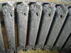 排気ファン羽根清掃