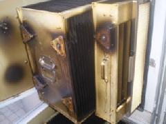 電気集塵機メンテナンス