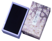 線香:宇野千代のお線香 淡墨の桜 バラ詰め