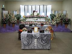 家族葬 65万円+税プラン