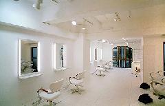 東京渋谷区 美容室 内装工事