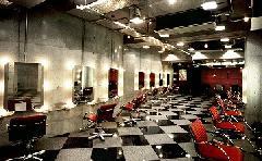 東京渋谷区(表参道) 美容室 設計デザイン・内装工事