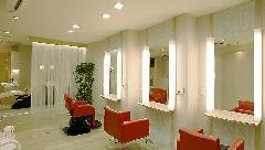 東京新宿区目白 美容室 設計デザイン・内装工事