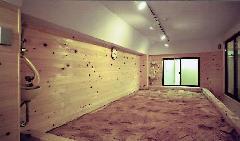 東京目黒区 酵素風呂 ひの木 設計・デザイン