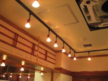 照明工事・照明設備