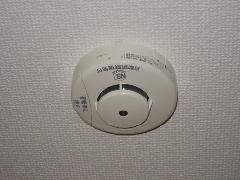 火災警報器の設置工事(東京 豊島区)