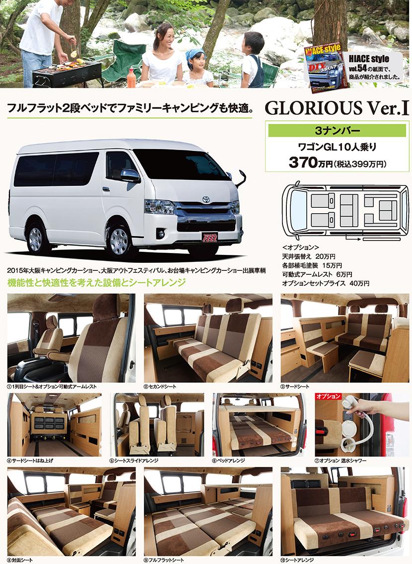 グロリアス Ver.1