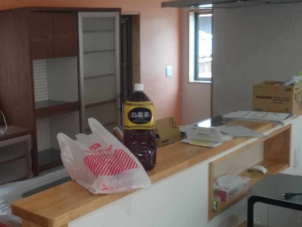 キッチンのリフォーム例です。
