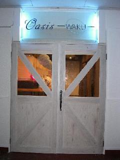 ガラスサイン