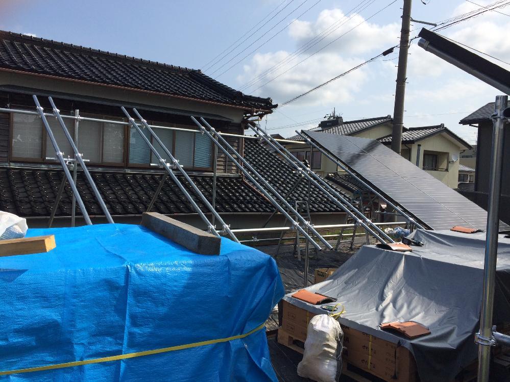 太陽光発電用架台