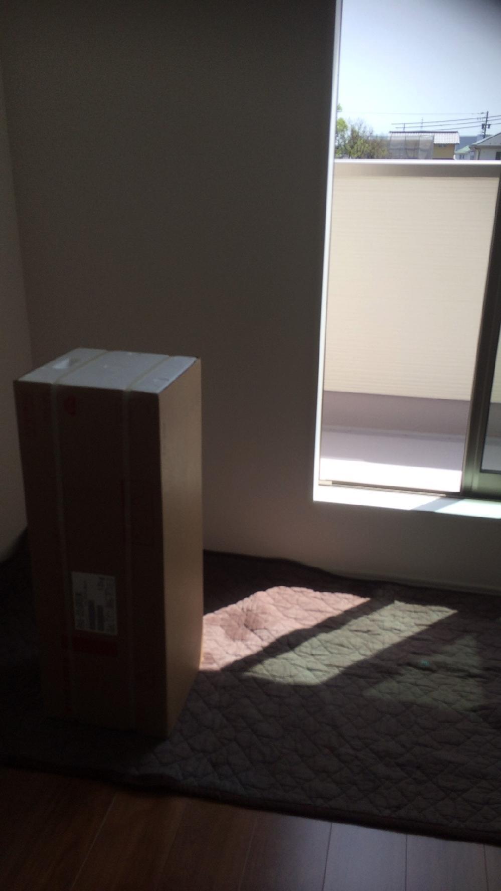 新築へのエアコン取り付け工事1