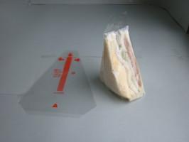 三角サンドイッチ規格袋 イージーサンド70