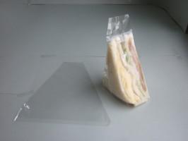 三角サンドイッチ用規格袋 無地 小