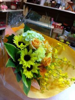 ひわまりの花束