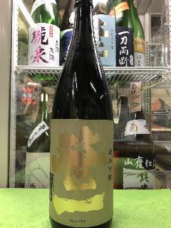 山梨県 笹一酒造 笹 一 純米吟醸 甲州山田錦 1800ml