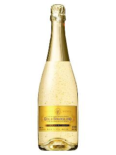 マンズワイン ゴールド スパークリング 白 720ml