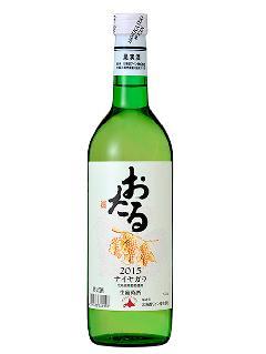北海道 おたるワイン ナイヤガラ 白 720ml