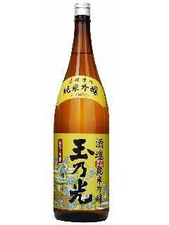 玉乃光 酒魂 純米吟醸 1800ml