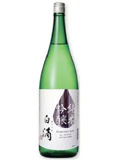 白滴(ハクテキ)純米吟醸 1800ml