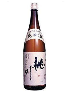 桃川 純米酒【青森】 1800ml
