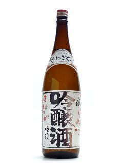 出羽桜 桜花吟醸 1800ml