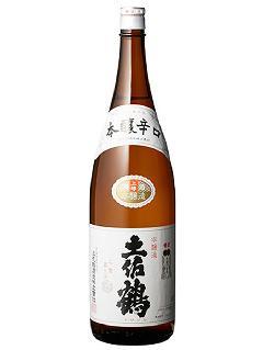 土佐鶴 本醸 辛口 本醸造 1800ml