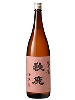 秋鹿 千秋 純米酒 1800ml