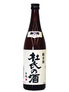 梅錦 社氏の酒 純米 1800ml