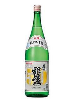 銀盤 播州50純米大吟醸 1800ml
