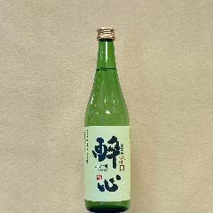 酔心 軟水の辛口 純米酒 720ml