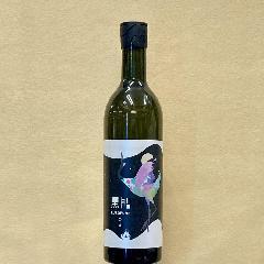 黒船 つる ワイン樽熟成 生もと特別純米 720ml
