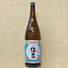 銀住吉 特別純米 樽酒 1800ml