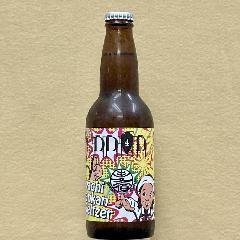 Kawachi-Bankan Seltzer 330ml瓶