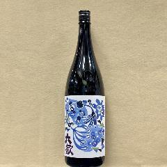 六歓 あお 山廃純米吟醸酒 1800ml