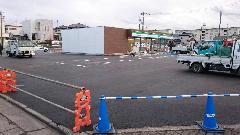 栃木県宇都宮市 店舗 駐車場舗装工事