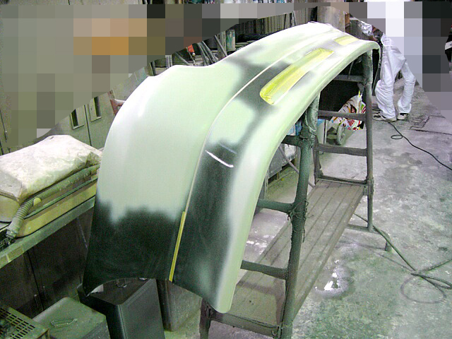 ウレタン樹脂の加工修理