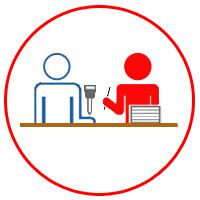 3.査定金額に満足であれば、契約書を記入します。