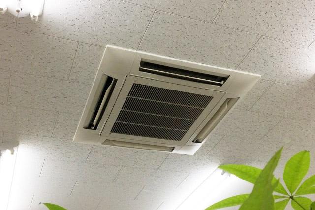 和歌山市 ●●様 業務用エアコン設置
