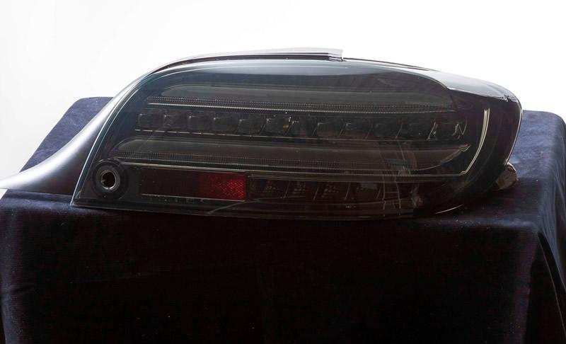 TL-RX8-SB RX-8前期スモークレンズ