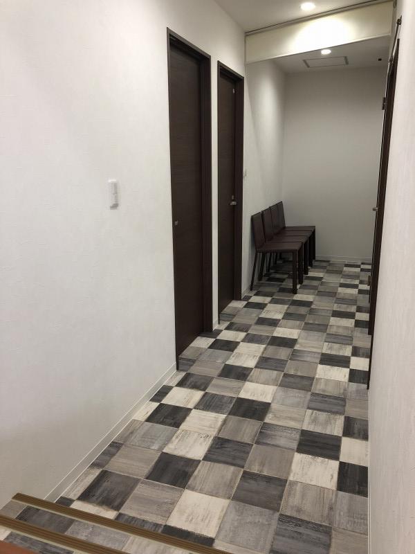 シェアハウス1F共有スペース