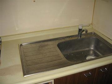 水周りキッチン工事