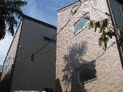 東京都 中野区 新規アパート建築工事