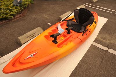 ポイント65 テキーラ アングラー ソロ オレンジ/イエロー