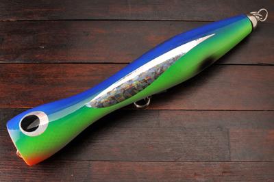 フィッシャーマン ジャッカル150ロング ライトブルー飛魚