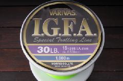 モーリス バリバス IGFA スペシャルトローリングライン 30LB 1000m