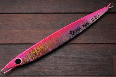 ブリード オッターテイル鉛 220g ピンク