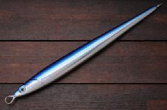 Mgクラフト スキルジグL 240g 矢羽ホロ ブルー