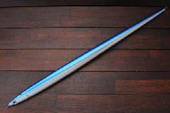 Mgクラフト スキルジグL 860g 矢羽ホロ ブルー