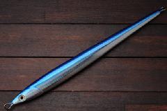 Mgクラフト スキルジグL 520g 矢羽ホロ ブルー